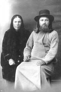 о.Карп диакон Гуменского храма 1926 г.