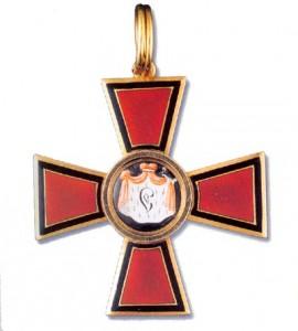 Знак ордена св. равноапостольного великого князя Владимира