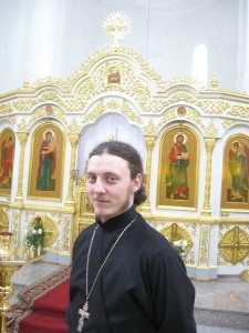 Иерей Вадим Смирных