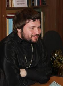 Иерей Виктор Степанов