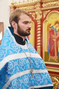 отец Андрей Лебедев